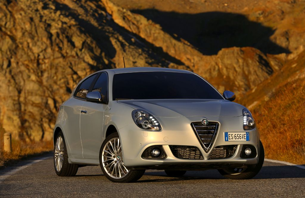 Alfa Romeo Giulietta JTDm 150 ch