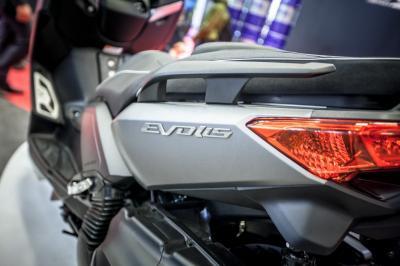 Yamaha Xmax 125/250 - MBK Evolis 125/250/400
