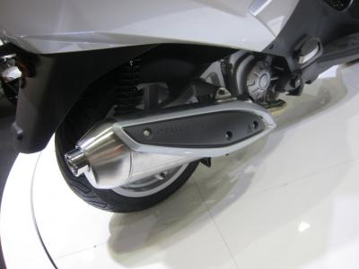 Eicma 2013 - Le Peugeot Satelis adopte le moteur 400 du Métropolis !