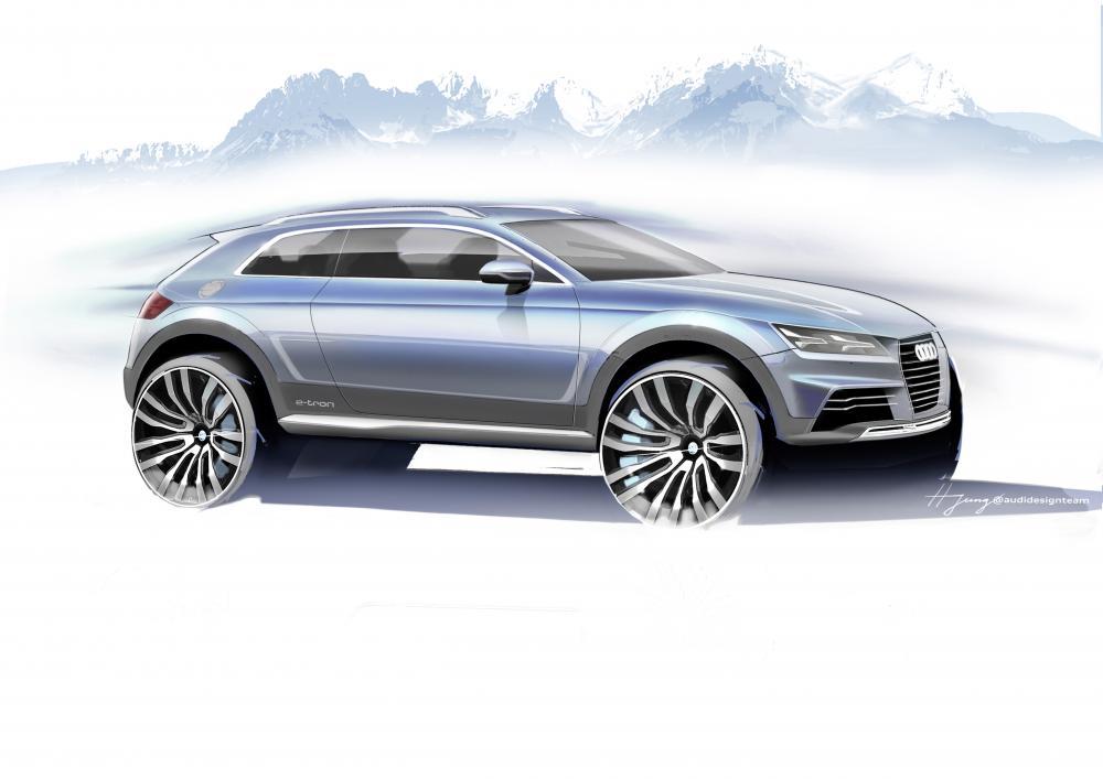 Concept Audi Detroit 2014