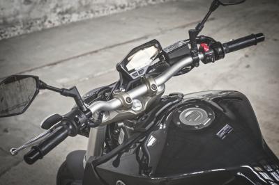 Essai Yamaha MT-09 2014