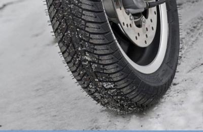 Michelin présente son pneu scooter d'hiver, le City Grip Winter…