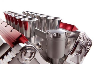 Veloce Serie Titanio V12