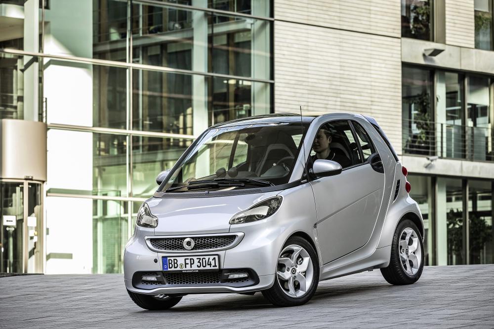 Smart ForTwo Citybeam
