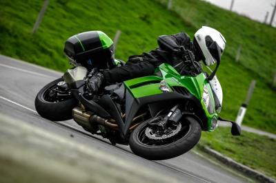 Essai Kawasaki Z 1000 SX mod.2014