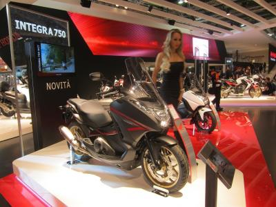 Tarif 2014 Honda Integra 750
