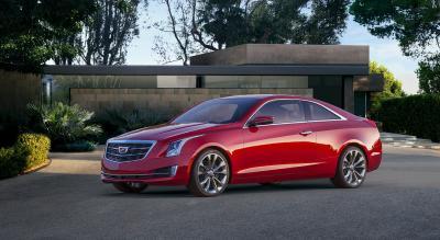Cadillac ATS Coupé 2014