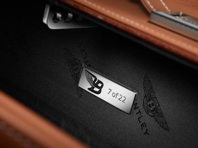Bentley Mulsanne Birkin Edition