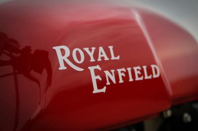 Essai Royal Enfield Continental GT 535