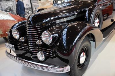 Rétromobile 2014