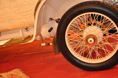les voitures des Maharadjas à Rétromobile