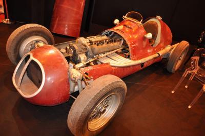 Les grandes heures de Lancia à Rétromobile