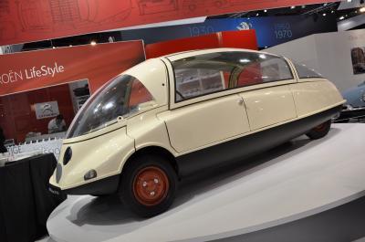 Les Citroën familiales à l'honneur à Rétromobile