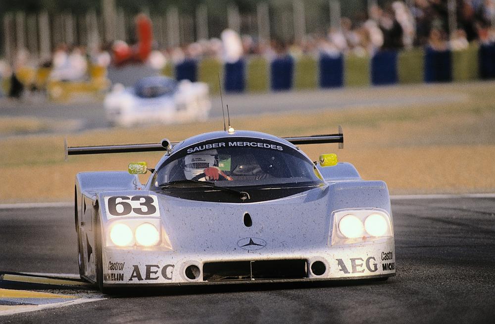 120 ans de compétition chez Mercedes