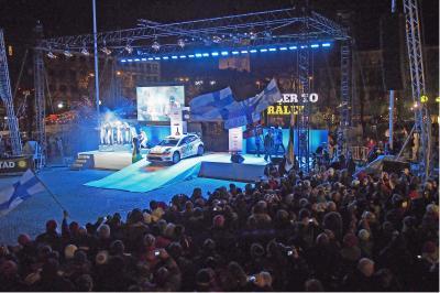 Rallye de Suède 2014