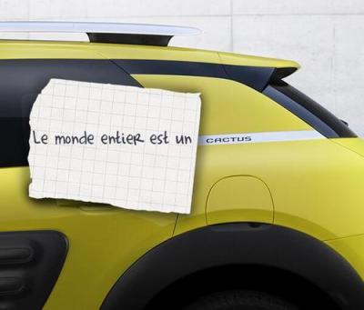 Les logos auto détournés en jeux de mots sur Tumblr