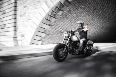 Essai Harley-davidson Dyna FXDF Fat Bob 2014