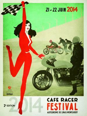Café Racer Festival, en route pour 2014