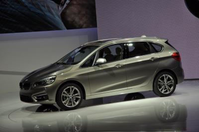BMW ActivTourer