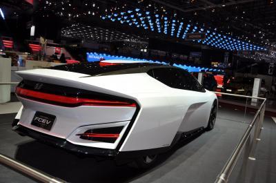 Honda FCEV Concept