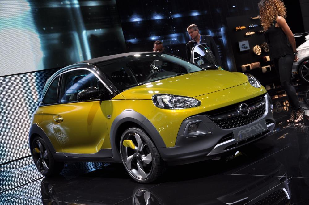 Opel Adam Rock