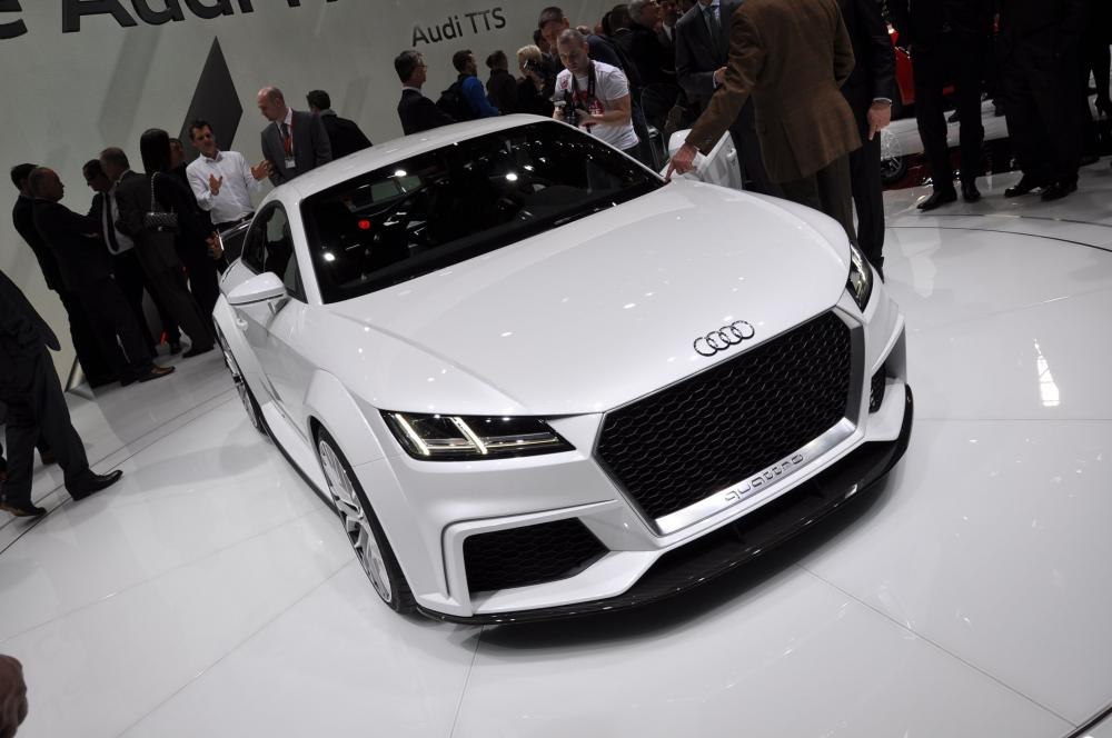 Audi TT Quattro 420 Concept