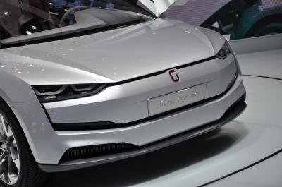 ItalDesign Giugiaro Clipper
