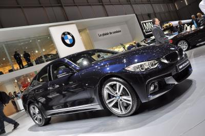 BMW Série 4 GranCoupé