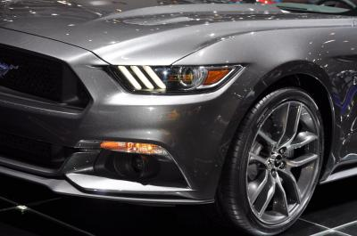Ford Mustang & Mustang cabriolet