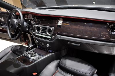 Rolls-Royce Ghost restylée