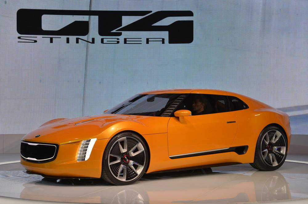 albums photos kia gt4 stinger. Black Bedroom Furniture Sets. Home Design Ideas