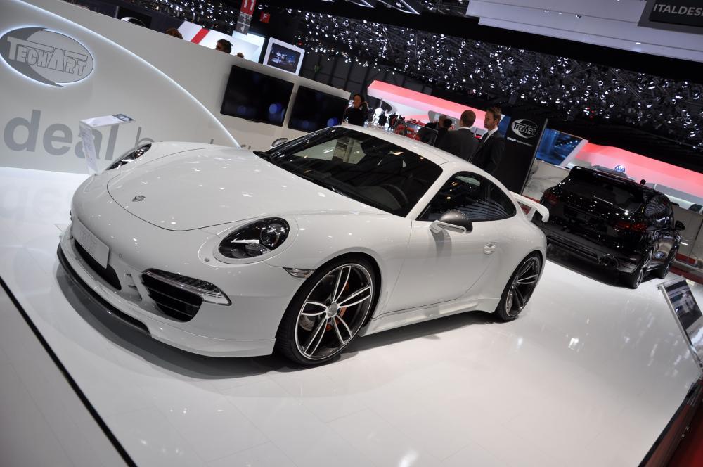 TechArt Porsche 911 991