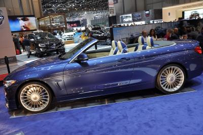 Alpina B4 Cabriolet