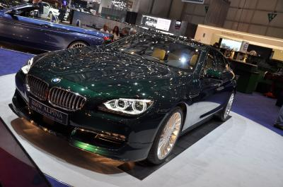 Alpina B6 Bi-Turbo Gran Coupé Allrad
