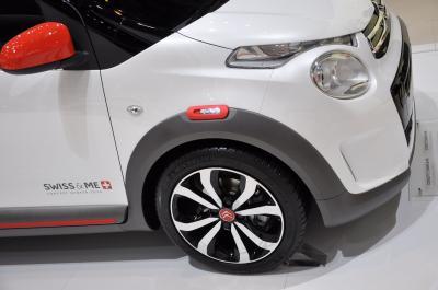 Citroën C1 Swiss&Me