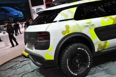 Citroën C4 Cactus Aventure