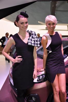 Les hôtesses de Genève 2014