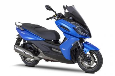 Kymco Xciting 400 ABS et K-XCT 125 ABS : dispo et prix