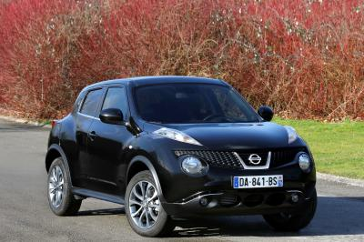 Nissan Juke Ultimate Edition