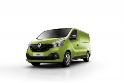 Renault Trafic 2014