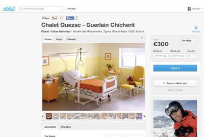 Guerlain Chicherit rassure ses fans sur Facebook