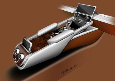 Bentley EXP 9F
