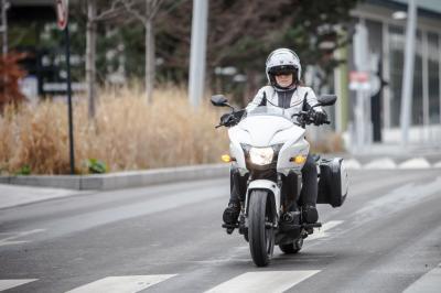 Essai Honda CTX 700