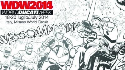 Ducati 2014 : stages pilotage, roulages Desmotrack, journée Desmo Clubs et Ducati Week