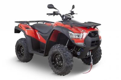 Kymco gamme Essentielle MXU 550i, MXU 700i et UXV 700i : tarifs et dispo