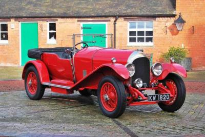Bentley 3 Litres Speed Model Tourer