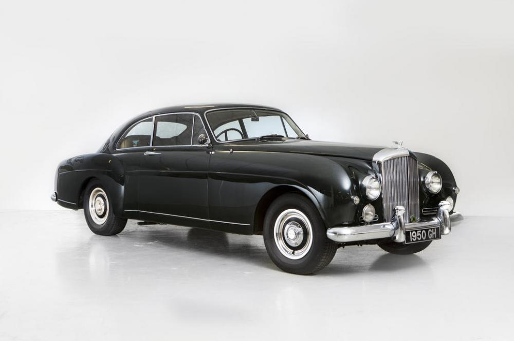 Bentley S-Series Continental Sports Saloon