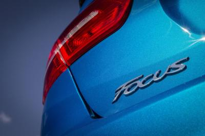 Ford Focus tricorps restylée