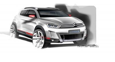 Citroën Crossover Compact (avril 2014)