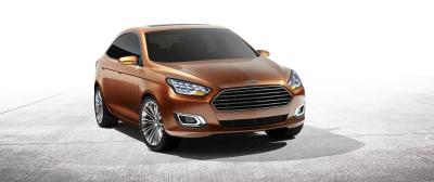 Ford Escort (2014)